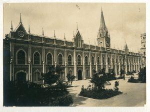 Historia de la Academia Sesión Inaugural
