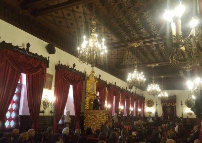 El 05 de febrero de 2019 se realizó en Sesión Solemne el Acto de Incorporación del Dr. Salvador Yannuzzi Rodríguez. Sillón N° 31