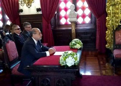 El 02 de abril de 2019 se realizó en Sesión Solemne el Acto de Incorporación del Prof. Gerardo Fernández Villegas. Sillón N° 21