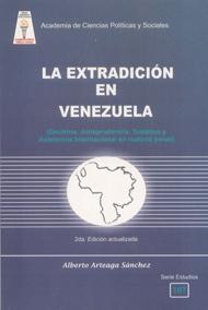 La extradición en Venezuela