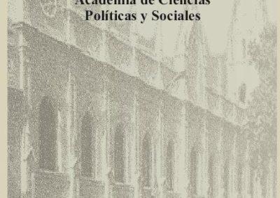 Boletín de la Academia de Ciencias Políticas y Sociales Nº 157. Año 2018