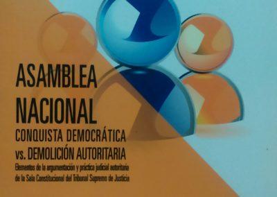 Asamblea Nacional: Conquista democrática vs. demolición autoritaria