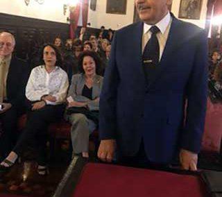 El 01 de octubre de 2019 se realizó en Sesión Solemne el Acto de Incorporación del Dr. Héctor Faúndez Ledesma. Sillón N° 34
