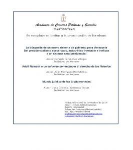 INVITACION PRESENTACION DE OBRAS