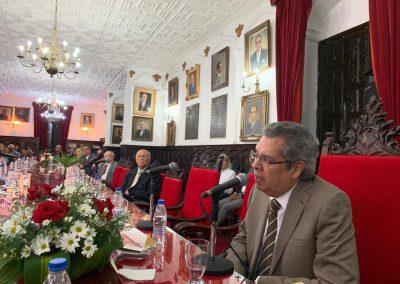 El 17 de octubre de 2019 se realizó las Primeras Jornadas de Derecho Ambiental en homenaje al prof. Henrique Meier Echeverría